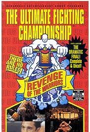 UFC 4: Revenge of the Warriors(1994) Poster - TV Show Forum, Cast, Reviews