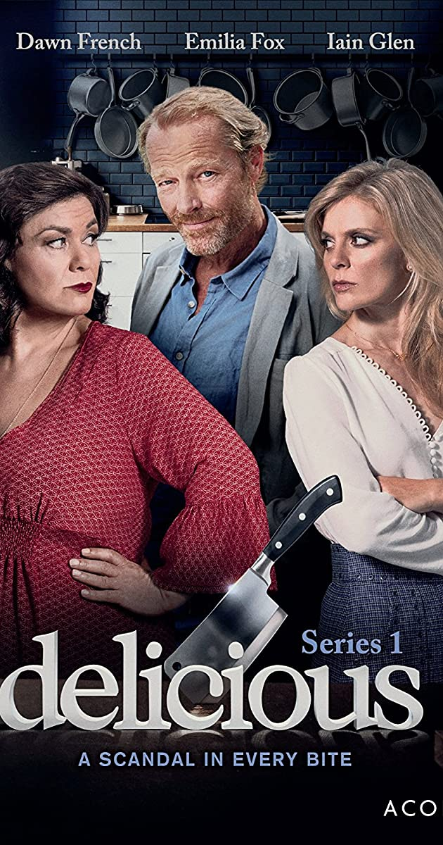 Delicious (TV Series 2016– ) - IMDb