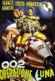 002 operazione Luna Poster