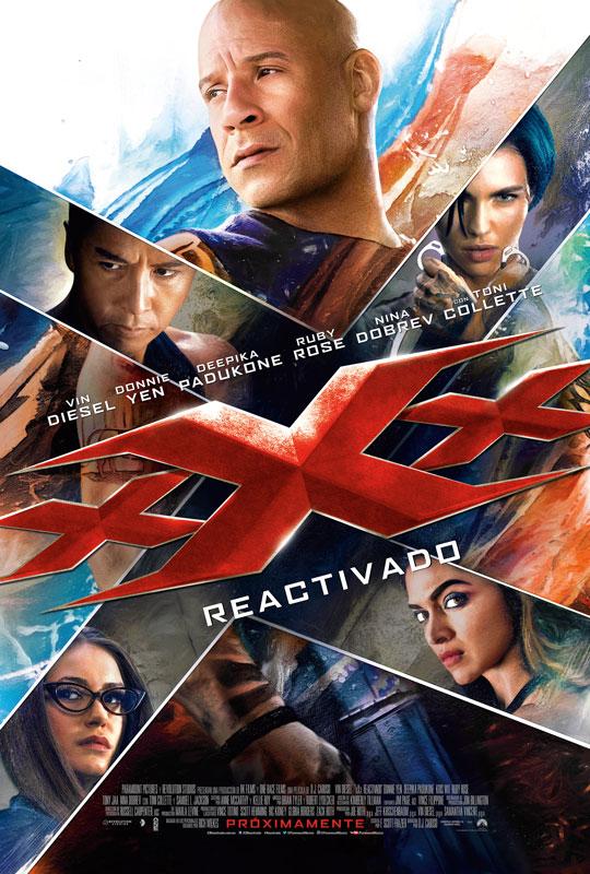 xXx: Return of Xander Cage (2017) Hindi Dubbed Movie