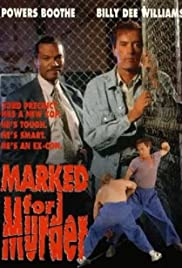Marked for Murder Poster