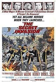 The Secret Invasion(1964) Poster - Movie Forum, Cast, Reviews