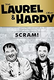 Scram! Poster