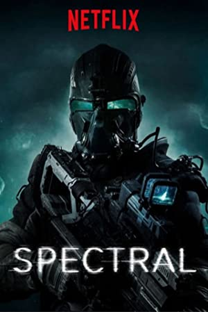 Spectral Pelicula Poster