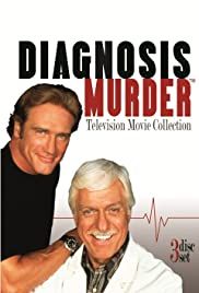 Diagnosis Murder: Diagnosis of Murder Poster
