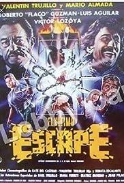 El último escape Poster