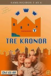 Tre kronor Poster