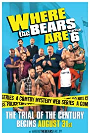 Bear on a Stage Poster