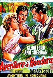 Appointment in Honduras Poster