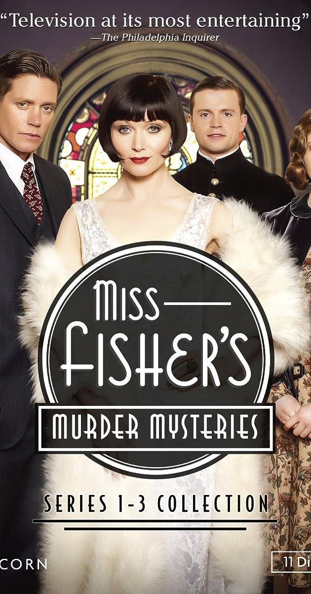 miss fishers murder mysteries