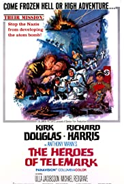 The Heroes of Telemark(1965) Poster - Movie Forum, Cast, Reviews