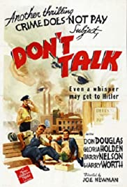Don't Talk Poster