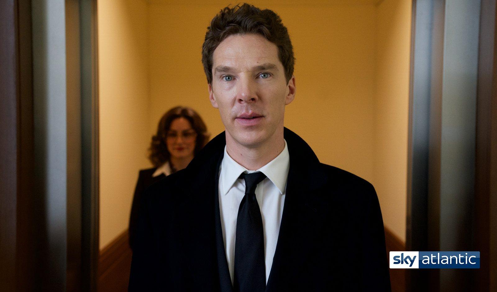 Benedict Cumberbatch in Patrick Melrose (2018)