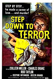 Step Down to Terror Poster