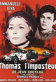 Thomas l'imposteur Poster