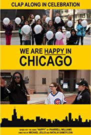 Happy from Chicago Poster