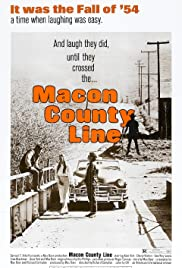 Macon County Line Poster
