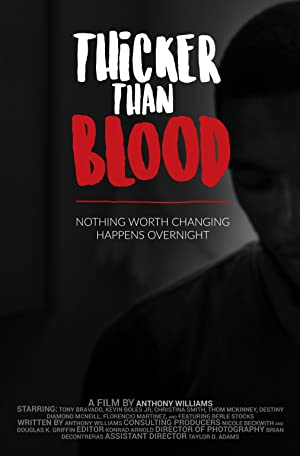 Thicker Than Blood Poster