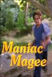 Maniac Magee Poster