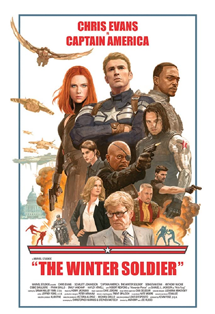 Captain America: The Winter Soldier (2014) Hindi Dubbed Movie