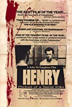 Primary image for Henry: Portrait of a Serial Killer