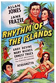 Rhythm of the Islands Poster