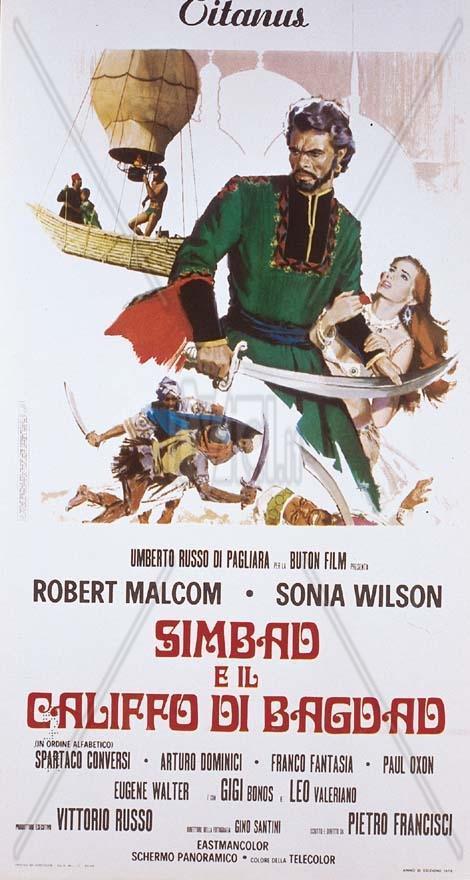 Simbad e il califfo di Bagdad (1973)