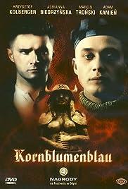 Kornblumenblau Poster