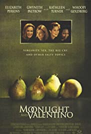 Moonlight and Valentino Poster