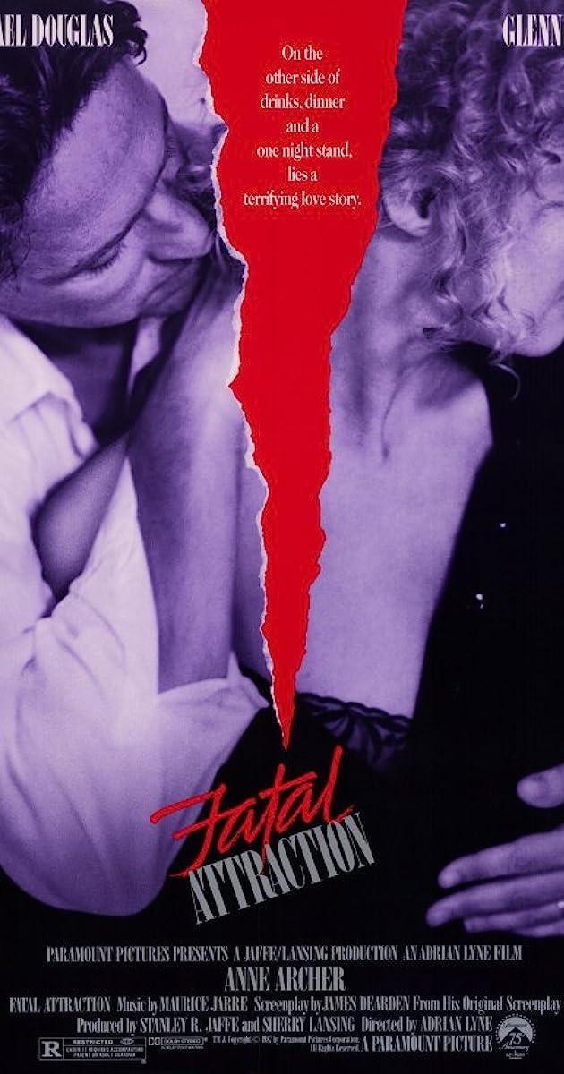 Fatal Attraction 1987 Imdb