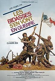 Les bidasses s'en vont en guerre Poster