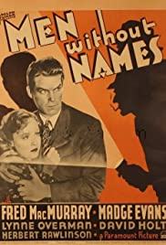 Men Without Names Poster