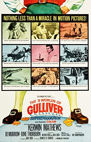 Permalink to Movie The 3 Worlds of Gulliver (1960)