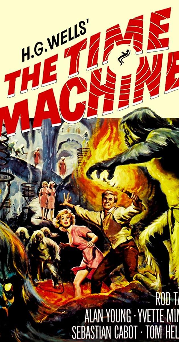 the time machine 1960 imdb