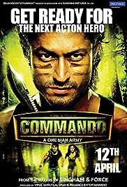Commando(2013) Poster - Movie Forum, Cast, Reviews