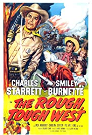 The Rough, Tough West Poster