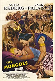 The Mongols (1961) Poster - Movie Forum, Cast, Reviews