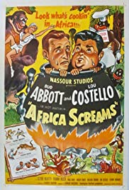 Africa Screams Poster