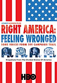 Right America: Feeling Wronged - Some Voices from the Campaign Trail Poster