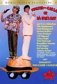 Walter og Carlo - op på fars hat Poster