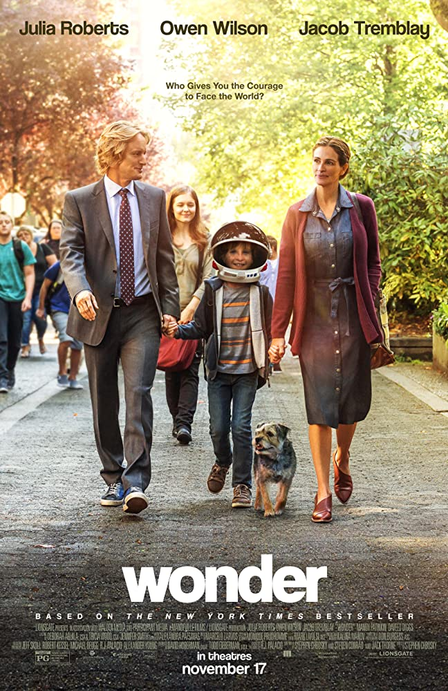 Wonder (2017) Latest Movie Free Download With Trailer