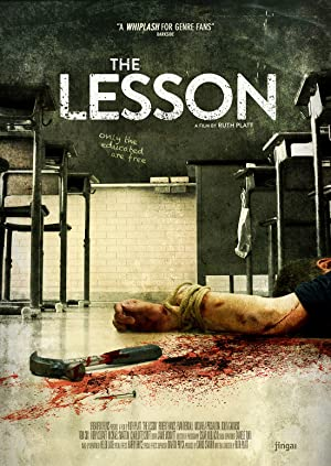 The Lesson Pelicula Poster