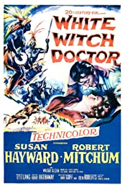 White Witch Doctor Poster