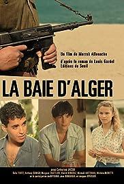 La baie d'Alger Poster