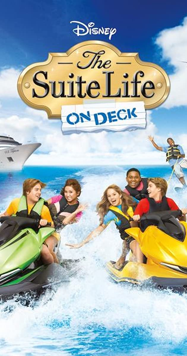 The Suite Life on Deck (TV Series 2008–2011) - Episodes - IMDb