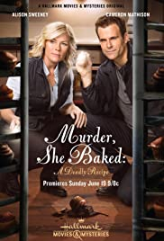 Murder, She Baked: A Deadly Recipe(2016) Poster - Movie Forum, Cast, Reviews