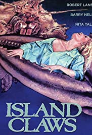 Island Claws Poster