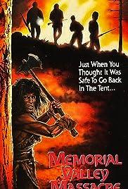 Memorial Valley Massacre(1989) Poster - Movie Forum, Cast, Reviews