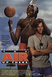 The Air Up There Poster