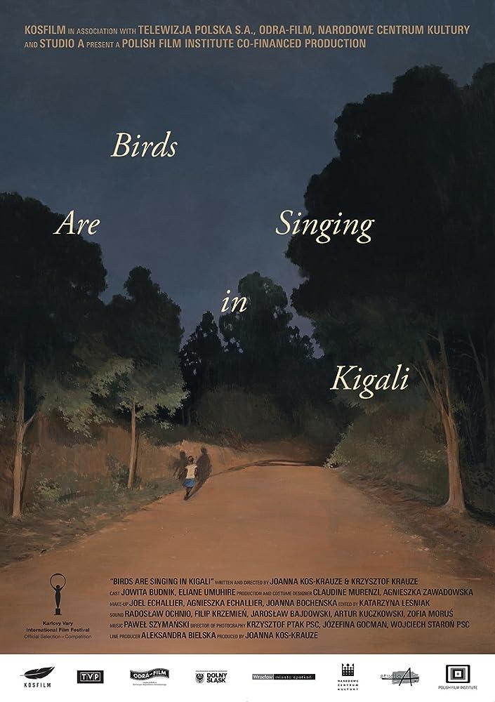 Ptaki spiewaja w Kigali (2017)
